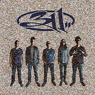 """Mosaic"" album by 311"