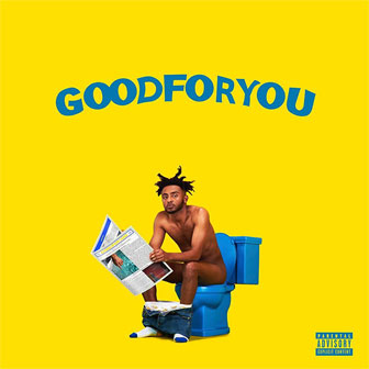 """Good For You"" album by Amine"