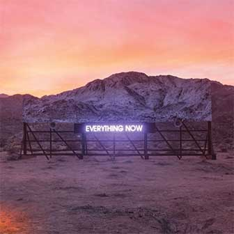 """Everything Now"" album by Arcade Fire"