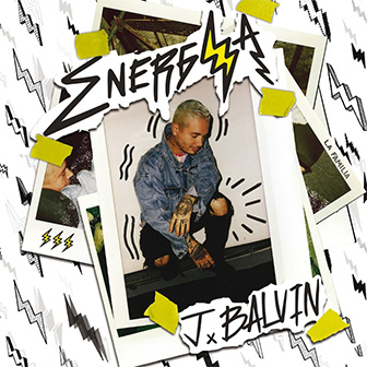 """Energia"" album by J. Balvin"
