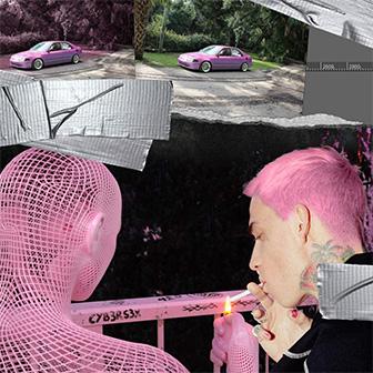 """""""Cybersex"""" album by blackbear"""