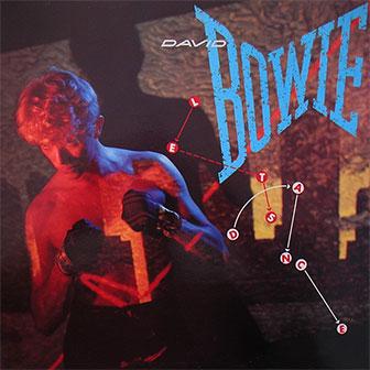 """""""Let's Dance"""" album by David Bowie"""