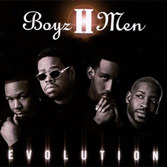 """Evolution"" album by Boyz II Men"
