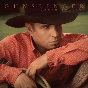 """Gunslinger"" album by Garth Brooks"