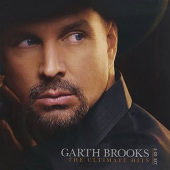 """The Ultimate Hits"" album by Garth Brooks"