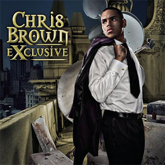 """Exclusive"" album by Chris Brown"