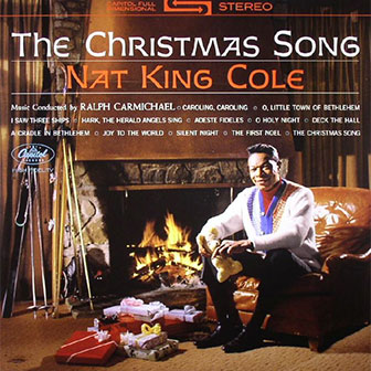 """The Christmas Song"" album by Nat ""King"" Cole"