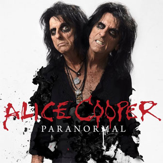 """Paranormal"" album by Alice Cooper"