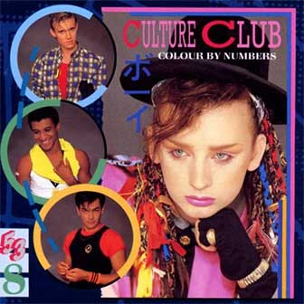 """""""Colour By Numbers"""" album by Culture Club"""