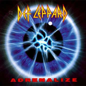 """Adrenalize"" album by Def Leppard"