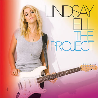 """The Project"" album by Lindsay Ell"