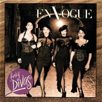 """""""Funky Divas"""" album by En Vogue"""