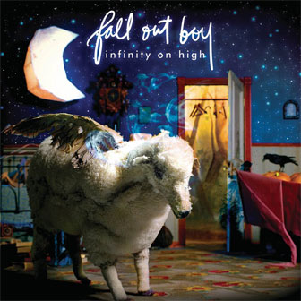 """Infinity On High"" album by Fall Out Boy"
