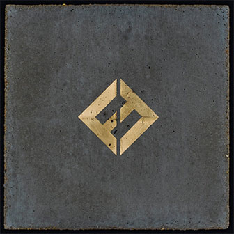 """Concrete and Gold"" album by Foo Fighters"