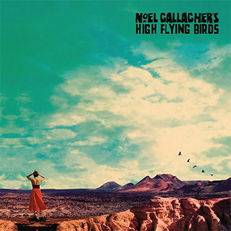 """Who Built The Moon"" album by Noel Gallagher"