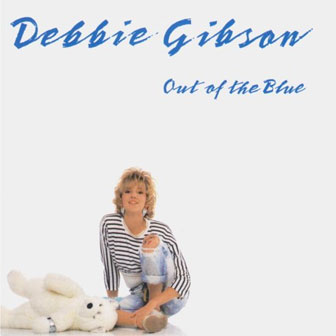 """""""Out Of The Blue"""" album by Debbie Gibson"""