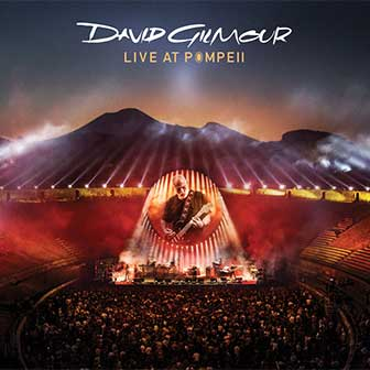 """Live At Pompeii"" album by David Gilmour"