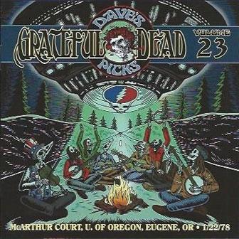 """Dave's Picks, Volume 23"" album by the Grateful Dead"