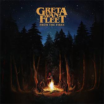 """""""From The Fires"""" album by Greta Van Fleet"""