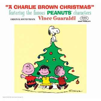 """A Charlie Brown Christmas"" Soundtrack by Vince Guaraldi"