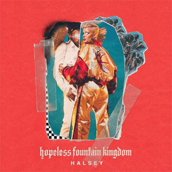 """hopeless fountain kingdom"" album by Halsey"