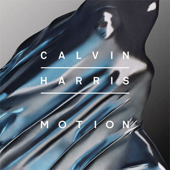 """Motion"" album by Calvin Harris"