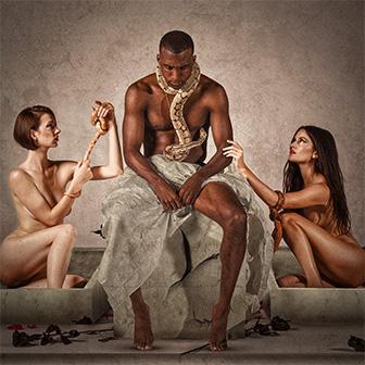 """No Shame"" album by Hopsin"
