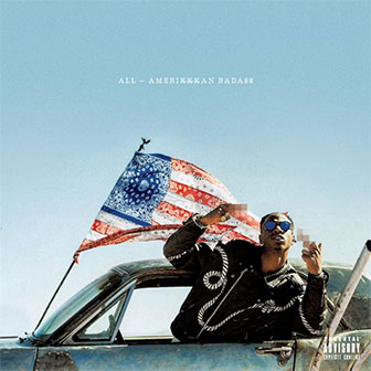 """All-Amerikkan Badass"" album by Joey Badass"