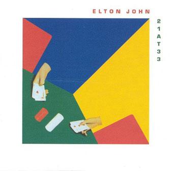 """""""Little Jeannie"""" by Elton John"""