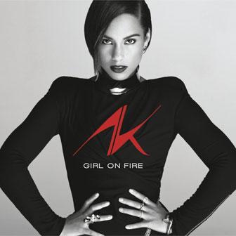 """""""Girl On Fire"""" by Alicia Keys"""