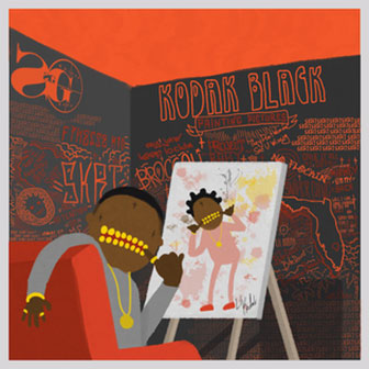 """Painting Pictures"" album by Kodak Black"