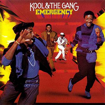 """""""Emergency"""" album by Kool & The Gang"""