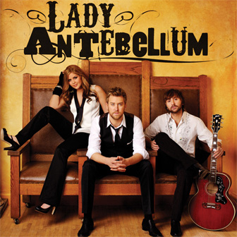 """Lady Antebellum"" album by Lady Antebellum"