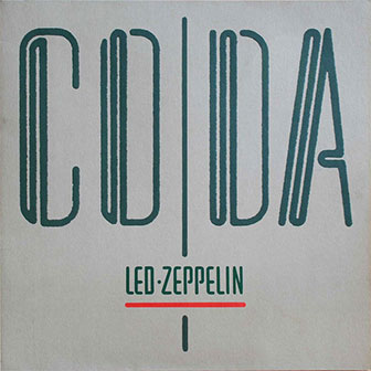 """Coda"" album by Led Zeppelin"