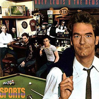 """Sports"" album by Huey Lewis & The News"