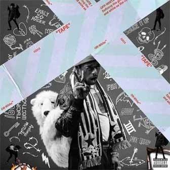 """""""Luv Is Rage 2"""" album by Lil Uzi Vert"""