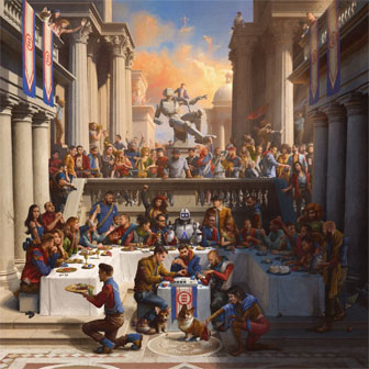 """Everybody"" album by Logic"