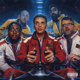 """The Incredible True Story"" album by Logic"