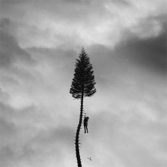 """A Black Mile To The Surface"" album by Manchester Orchestra"