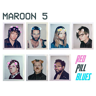 """Red Pill Blues"" album by Maroon 5"