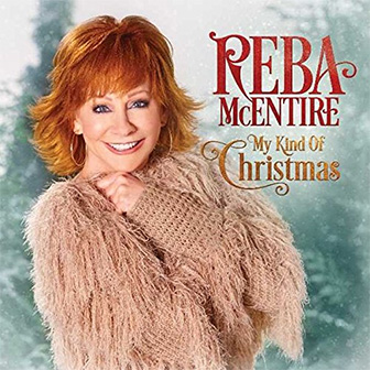 """My Kind Of Christmas"" album by Reba McEntire"
