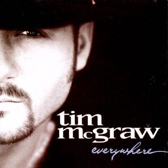 """Everywhere"" album by Tim McGraw"