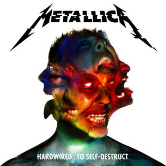 """Hardwired...To Self Destruct"" album by Metallica"