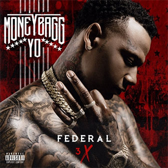 """Federal 3X"" album by Moneybagg Yo"