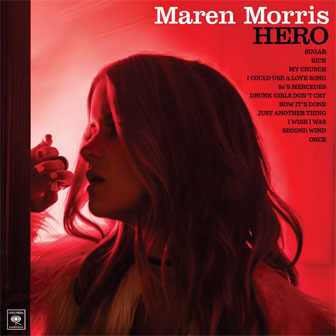 """Hero"" album by Maren Morris"