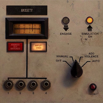 """Add Violence"" EP by Nine Inch Nails"