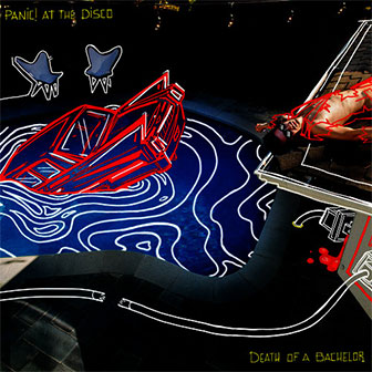 """Death Of A Bachelor"" album by Panic! At The Disco"