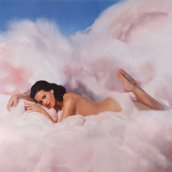 """Teenage Dream"" album by Katy Perry"