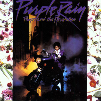 """Purple Rain"" album by Prince"