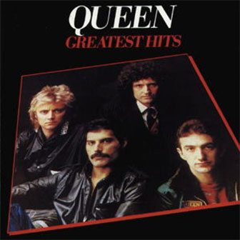 """""""Greatest Hits"""" album by Queen"""